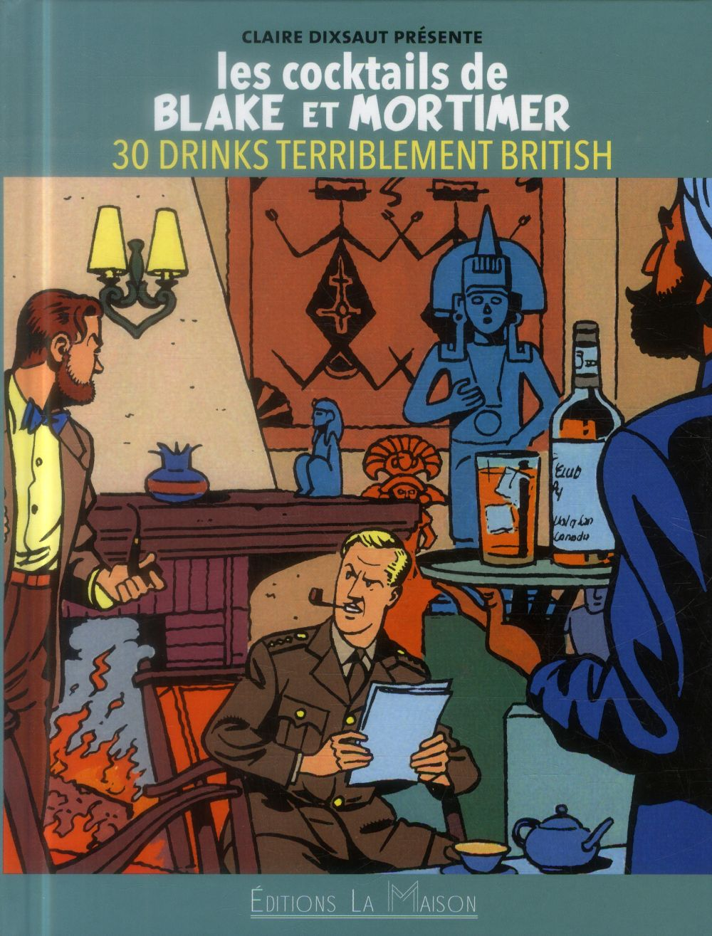 Les cocktails de Black et Mortimer
